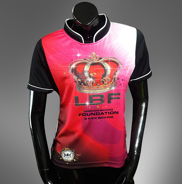 LBF Shirt Girlie Pink