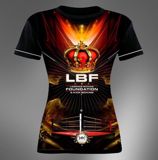 LBF Shirt Girlie II