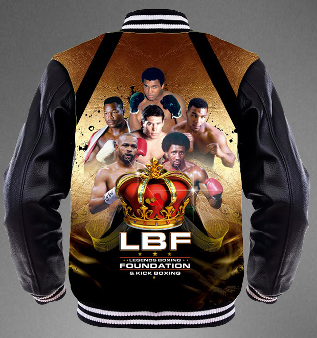 LBF Legends leather Jacket